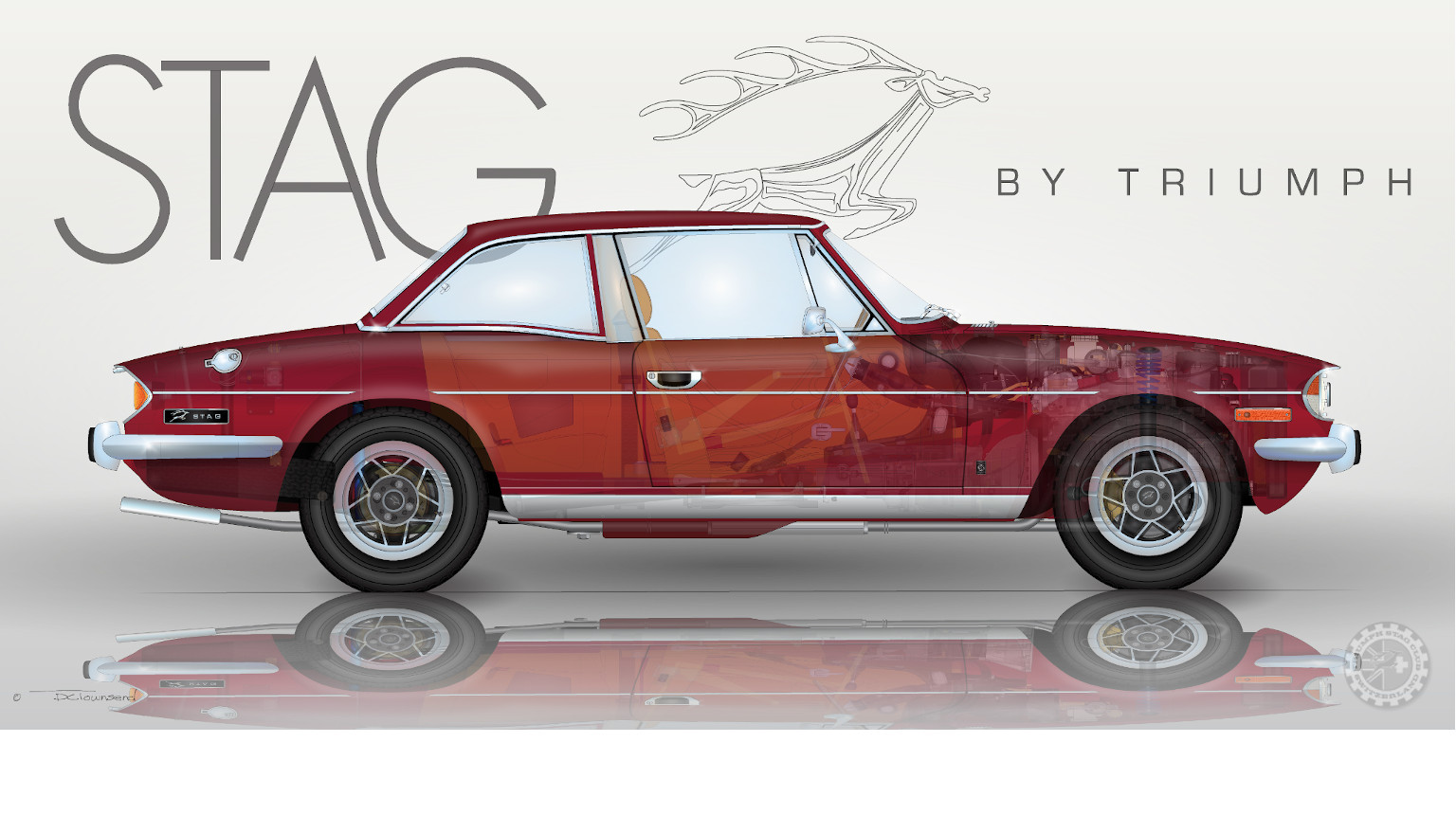 Stag by Triumph